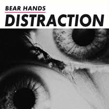 CDClub - Bear Hands-Distraction/CD/2014/New/